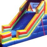 16ft Double Lane Slide