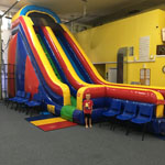 20ft Screamer Slide