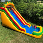 20ft Extreme Water Slide with Pool