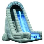 27ft Cliffhanger Straight Drop Slide