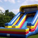 22ft Giant Dry Slide