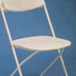 Gold Samsonite Folding Chairs