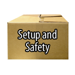 Setup and Safety