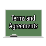 Terms and Agreements