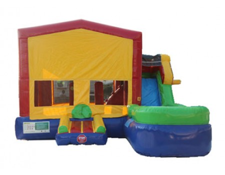 Deluxe Combo Bounce House